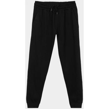 textil Hombre Pantalones de chándal Tiffosi PANTALON CHICO  10039044 Negro