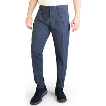 textil Hombre Pantalones chinos Yes Zee - p690_wu00 Azul