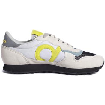 Zapatos Mujer Zapatillas bajas Duuo Calma 146 Beige