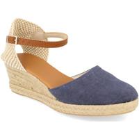 Zapatos Mujer Alpargatas Shoes&blues SB-22002 Marino