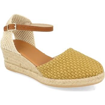 Zapatos Mujer Alpargatas Shoes&blues SB-22003 Amarillo
