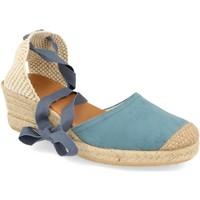 Zapatos Mujer Alpargatas Shoes&blues SB-22005 Azul