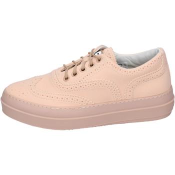 Zapatos Mujer Derbie & Richelieu Rucoline BH363 Rosa