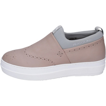 Zapatos Mujer Slip on Rucoline BH364 Beige