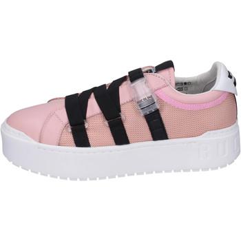 Zapatos Mujer Zapatillas bajas Rucoline BH365 Rosa