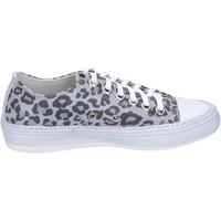 Zapatos Mujer Deportivas Moda Rucoline BH371 Gris