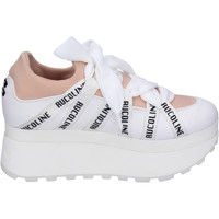 Zapatos Mujer Zapatillas bajas Rucoline BH373 Rosa