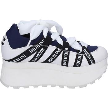 Zapatos Mujer Zapatillas bajas Rucoline BH374 Azul