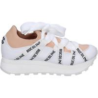 Zapatos Mujer Zapatillas bajas Rucoline BH375 Rosa
