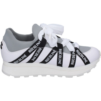 Zapatos Mujer Zapatillas bajas Rucoline BH376 Gris
