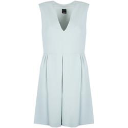 textil Mujer Vestidos cortos Pinko  Azul