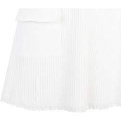 textil Mujer Faldas Pinko  Blanco