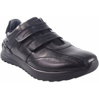 Zapatos Hombre Multideporte Baerchi Zapato caballero  4142 negro Negro