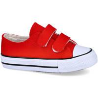 Zapatos Niños Zapatillas bajas L&R Shoes 15555 ROJO