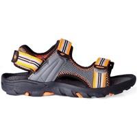 Zapatos Niños Sandalias de deporte 4F JSAM003 Grises