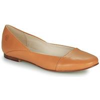 Zapatos Mujer Bailarinas-manoletinas Casual Attitude TOBALO Marrón