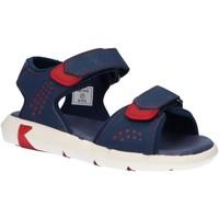 Zapatos Niños Sandalias Kickers 858671-30 JUMANGAP Azul