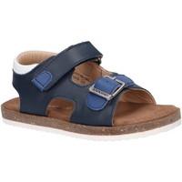 Zapatos Niños Sandalias Kickers 694917-30 FUNKYO Azul