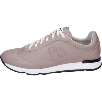 Zapatos Hombre Zapatillas bajas Rucoline BH379 Beige