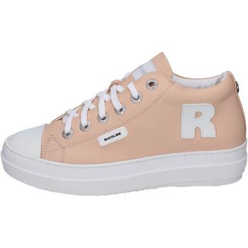 Zapatos Mujer Zapatillas bajas Rucoline BH380 Rosa