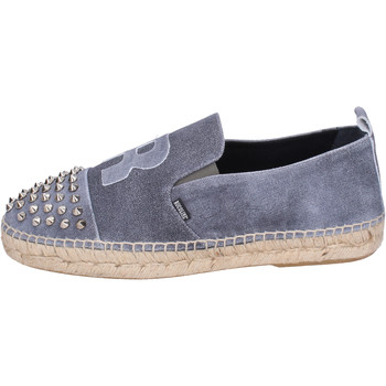 Zapatos Hombre Alpargatas Rucoline BH381 Gris