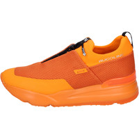 Zapatos Hombre Slip on Rucoline BH382 Naranja