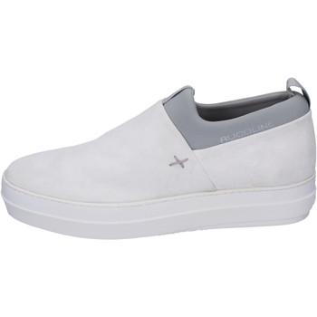 Zapatos Hombre Slip on Rucoline BH386 Blanco