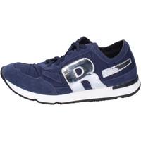 Zapatos Hombre Zapatillas bajas Rucoline BH396 Azul