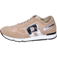 Zapatos Hombre Zapatillas bajas Rucoline BH398 Beige