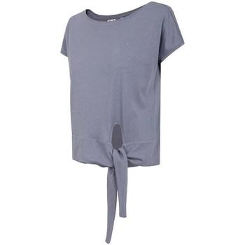 textil Mujer Camisetas manga corta 4F H4L21 TSD023 Violeta