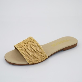 Zapatos Mujer Zuecos (Mules) Beatria Shoes,Sl S IPANEMA Amarillo