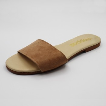 Zapatos Mujer Zuecos (Mules) Beatria Shoes,Sl S MONTERROSSO Beige
