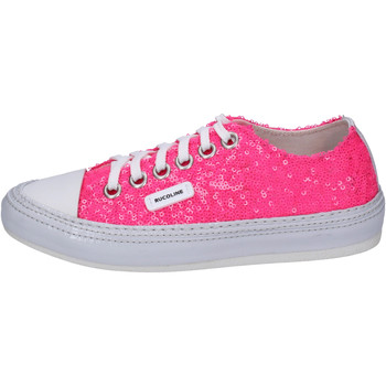 Zapatos Mujer Zapatillas bajas Rucoline BH402 Rosa