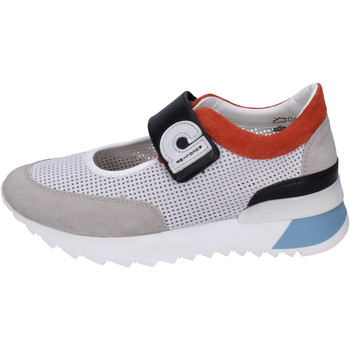 Zapatos Mujer Slip on Agile By Ruco Line BH403 Blanco