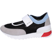 Zapatos Mujer Slip on Agile By Ruco Line BH404 Negro