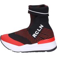 Zapatos Mujer Botines Rucoline BH411 Negro