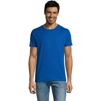 textil Hombre Camisetas manga corta Sols Martin camiseta de hombre Azul