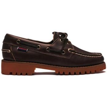 Zapatos Mujer Zapatos náuticos Sebago Zapatos Ranger Wax Mujer - Marrón Marrón