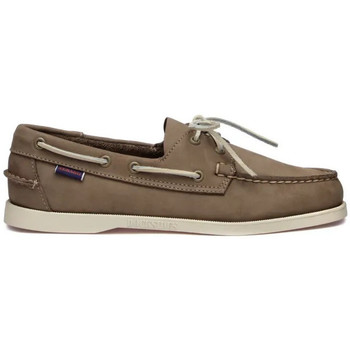 Zapatos Hombre Zapatos náuticos Sebago Zapatos Docksider Portland Hombre - Marrón Marrón