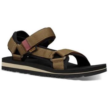 Zapatos Hombre Sandalias de deporte Teva Sandalias Universal Trail Hombre - Verde Verde