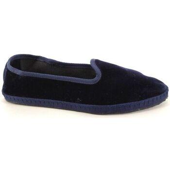 Zapatos Mujer Pantuflas Allagiulia Zapatillas Friulane Pantelleria Mujer - Azul Azul