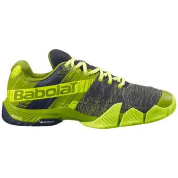 Zapatos Hombre Zapatillas bajas Babolat Zapatos de padel da Padel Movea Hombre - Verde Verde