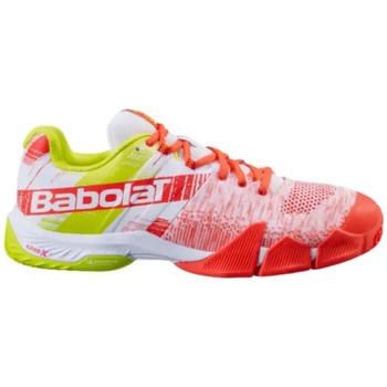 Zapatos Hombre Tenis Babolat Zapatos de padel da Padel Movea Hombre - Rojo Rojo