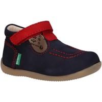 Zapatos Niño Derbie & Richelieu Kickers 784300-10 BONBEKRO Azul