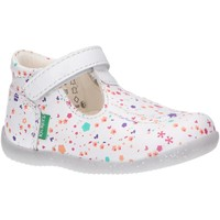 Zapatos Niña Derbie & Richelieu Kickers 784308-10 BONBEKRO Blanco