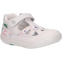 Zapatos Niña Derbie & Richelieu Kickers 692384-10 KIKI Blanco