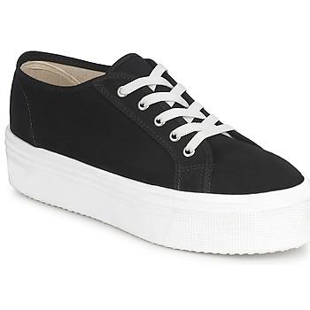 Zapatos Mujer Zapatillas bajas Yurban SUPERTELA Negro