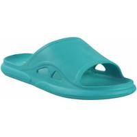 Zapatos Mujer Zuecos (Mules) Kelara Playa señora  k02016 verde Verde