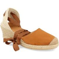 Zapatos Mujer Sandalias Shoes&blues SB-22005 Camel