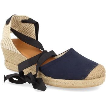 Zapatos Mujer Sandalias Shoes&blues SB-22005 Marino